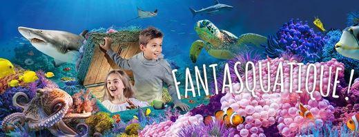 aquarium saint malo 2021 tarifs horaires