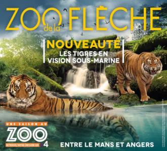 zoo de la flèche tarif ouverture 2020