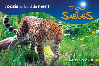 zoo des sables ouverture tarifs 2021