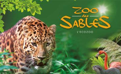 zoo des sables tarifs ouverture