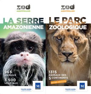 zoo montpellier lunaret serre amazonienne