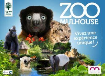 zoo de mulhouse ouverture tarif horaire